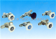 Z644Tc-10QZ644Tc-10Q双闸气锁耐磨陶瓷平衡阀