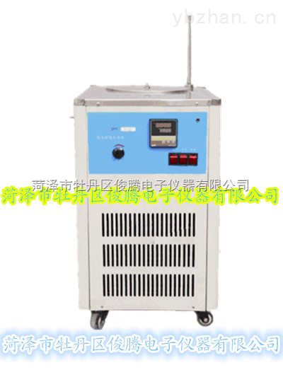 山东菏泽厂家供应DLSB低温冷却液循环泵(反应浴 )