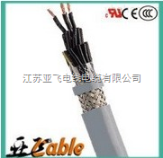 CE认证屏蔽线H05VVC4V5-K VV22-1K