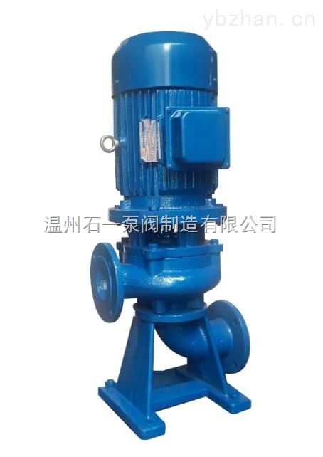 50LW15-25-2.2-LW直立式铸铁无堵塞管道排污泵