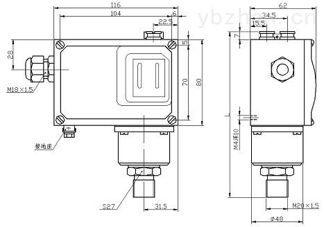 xg2001控制仪接线图