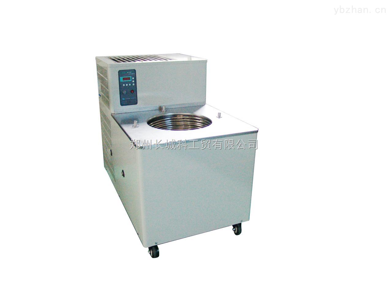 50L零下30度低溫冷卻液循環泵