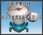 武漢萬維博帆電子消防智能橢圓齒輪流量計