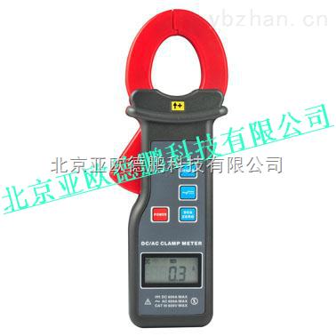DP-6100-直流/交流鉗形電流表/鉗形電流表