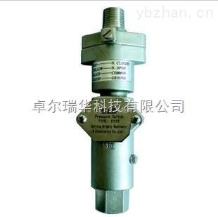北京布莱迪bright BLD不锈钢防腐压力开关 防护等级 IP65
