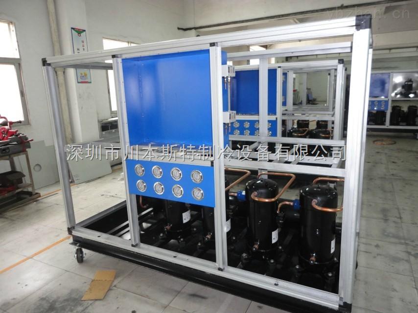 供應氧化液水循環冷卻機、冰水機