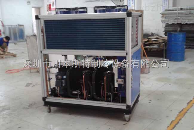 供應夾層用冰水降溫系統、冰水機循環冷卻系統