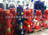 供應XBD7.0/20-(I)100×5 XBD立式單級多級穩壓緩沖多級消防泵