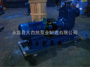 供应ZW125-120-20自吸泵价格 ZW自吸泵 自吸泵原理