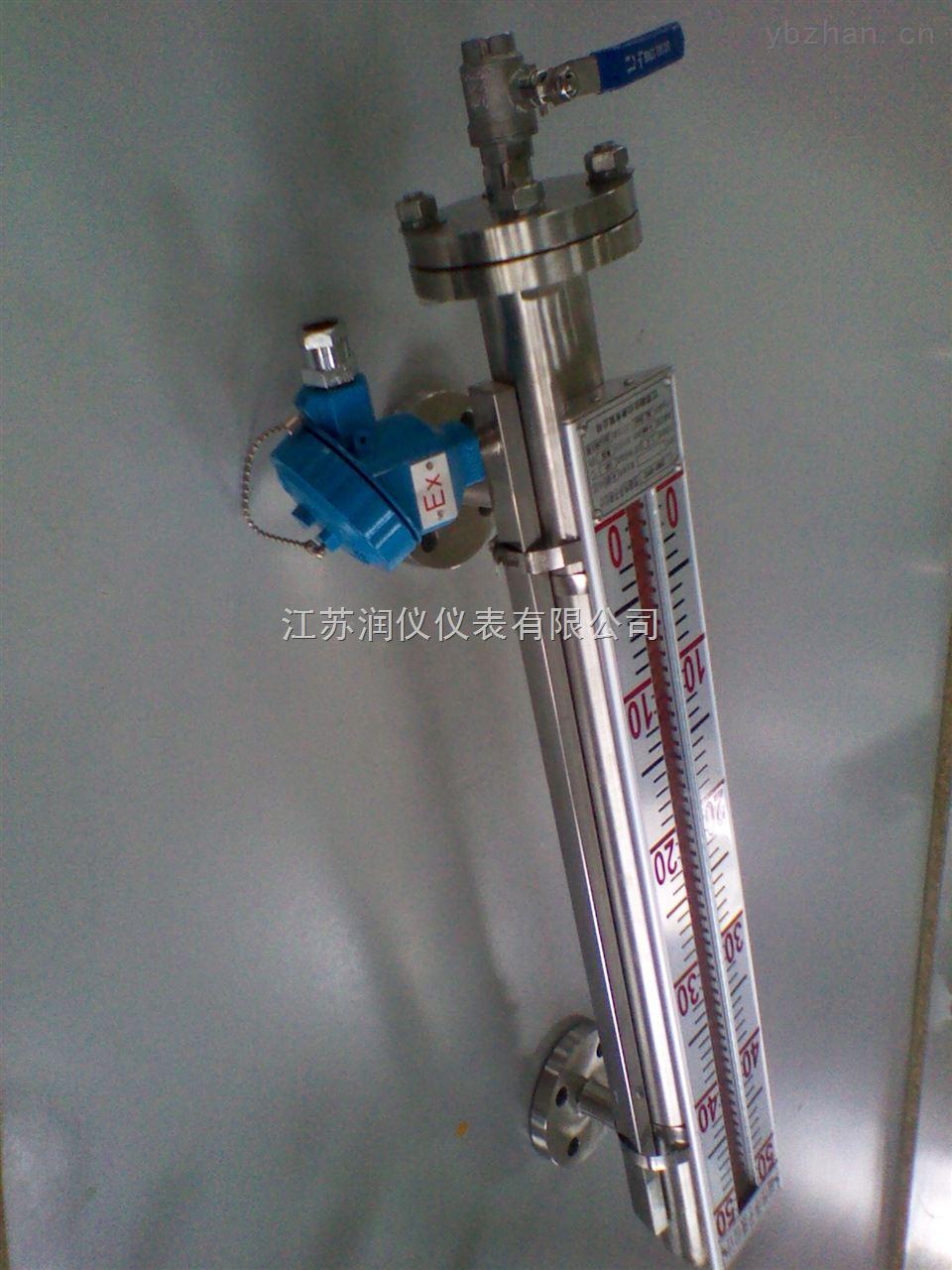磁翻板远传液位计UHZ-2