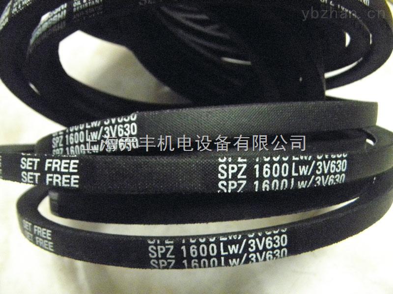 进口SPZ1560LW空调机皮带SPZ1560LW防油三角带窄v带价格