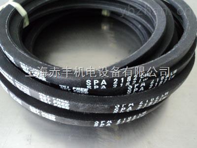 进口防静电三角带价格SPA2157LW空调机皮带,耐高温皮带