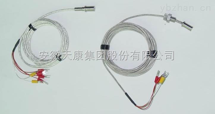 天康集团-供应WZPM-201端面铂热电阻 水泵端面铂热电阻价格 端面铂热电阻厂家