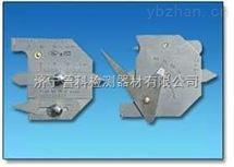 KH45焊接检测尺(单滑道) 焊缝测量尺