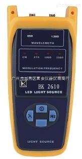 台湾贝克莱斯BK2610镭射光源表