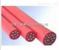 YGC 4*2.5安徽天康硅橡胶电缆 硅橡胶软电缆