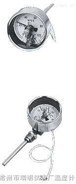 WSSX-411径向型电接点双金属温度计