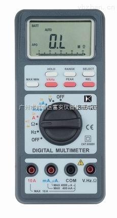 臺灣貝克萊斯BK6420精密型三用電表