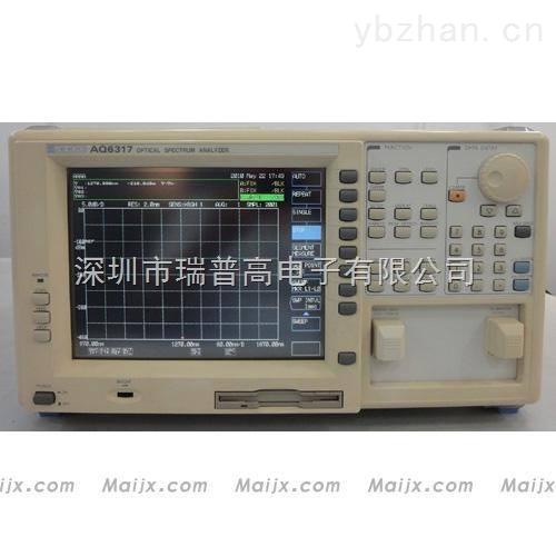 AQ6317B  光谱分析仪