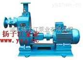 自吸泵:ZW型不锈钢316L防爆自吸排污泵