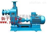 自吸泵:ZW型不銹鋼316L防爆自吸排污泵