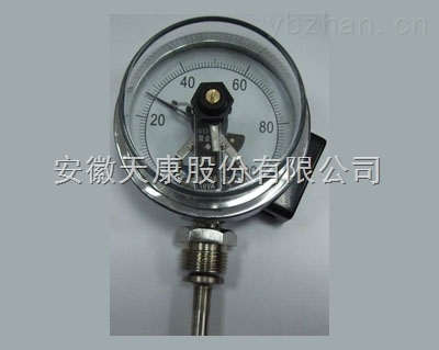 WSSX-415電接點雙金屬溫度計