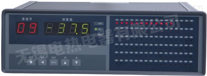 XSL系列智能巡回检测报警仪、温湿度巡检仪