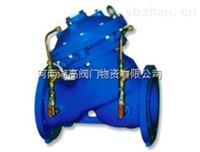 多功能水泵控制阀JD745X