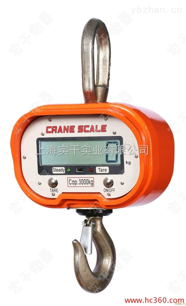 直視電子吊秤-2000公斤直視電子吊秤