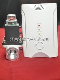 HD1000家用气体报警器联电磁阀