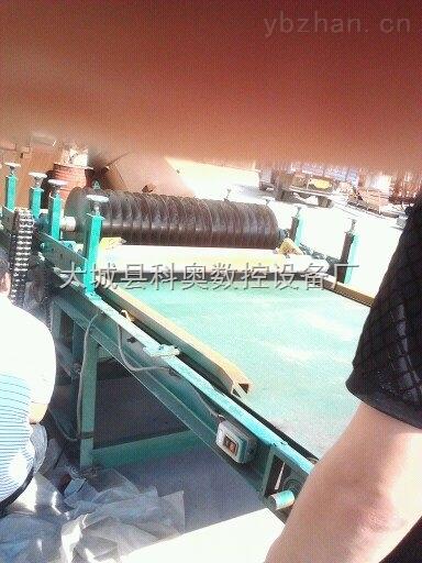杭州玻璃棉切条机
