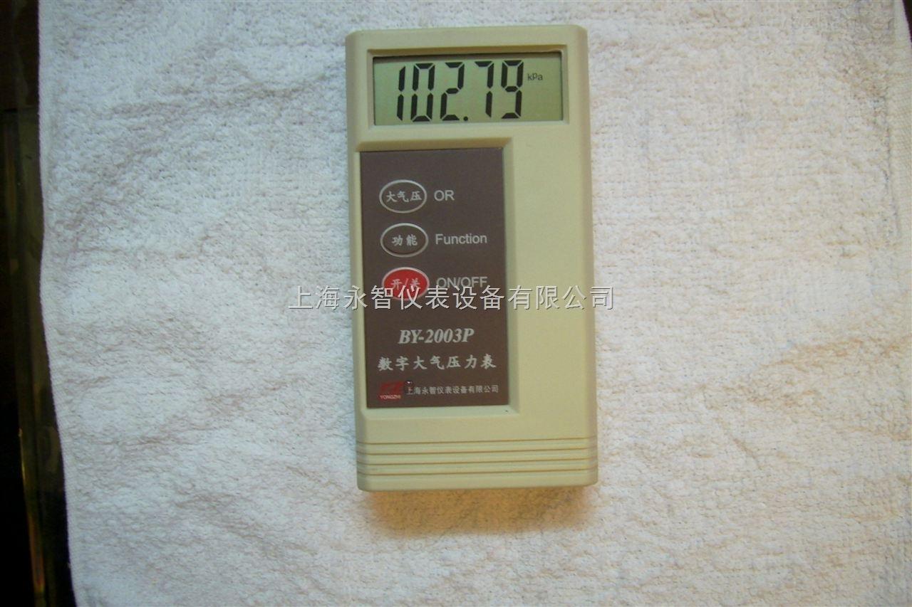 永智温度大气压力计