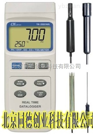 多功能水質分析儀TD-2005WA/多參數水質檢測儀