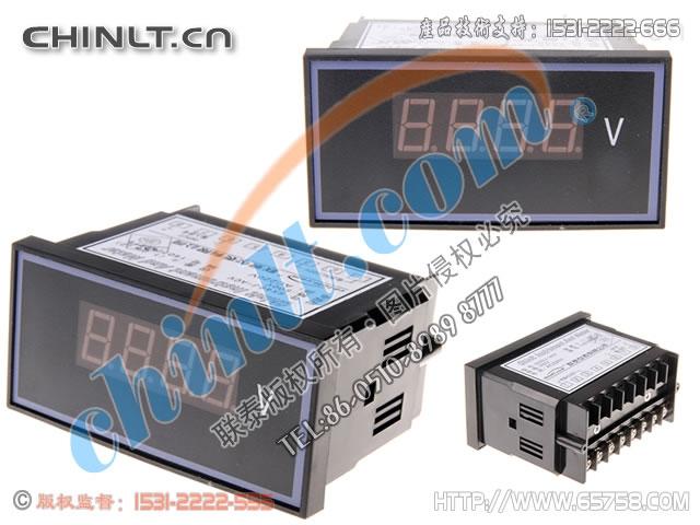 SX48-ACV 數顯單相交流電壓表