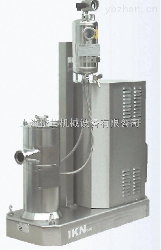 核桃乳三级管线式超高速剪切均质机