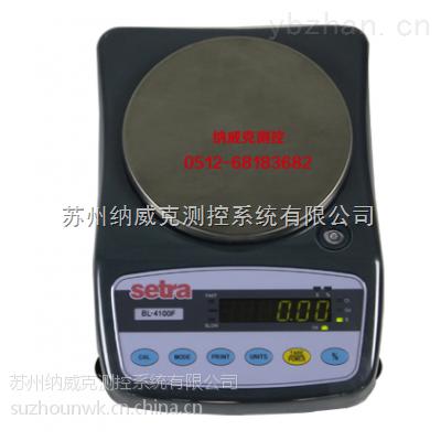 供应美国西特天平 BL-4100F 百分之一,4100g/0.01g电子天平 百分位天平