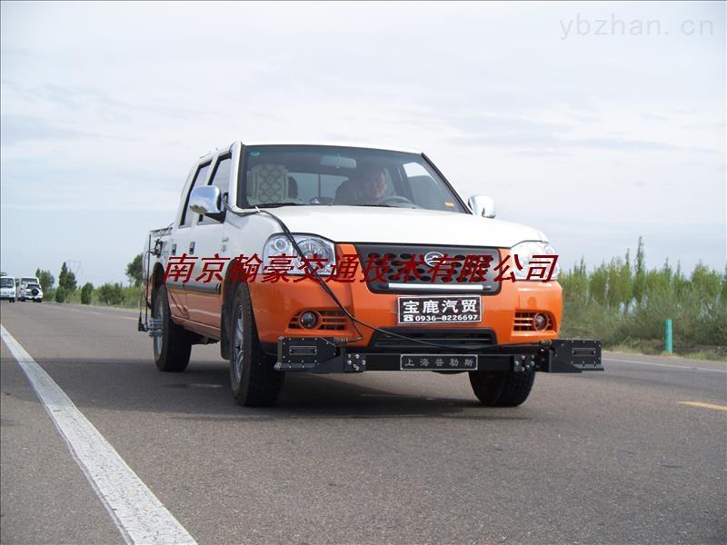 车载式双路双功能激光路面平整度检测仪