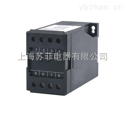 PA6003AI电流变送器 输入AC0-5A输出DC4-20mA电源AC220V