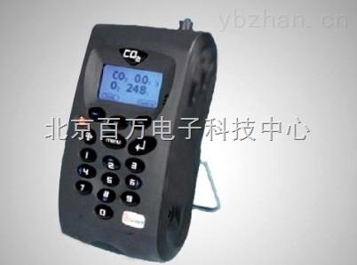 QT120-G100-手持式CO2/O2分析仪