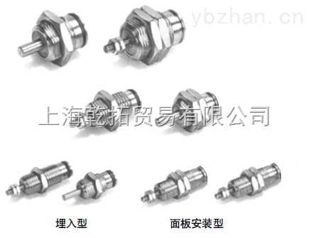 经销SMC针形气缸CXSM10-20-Y59A