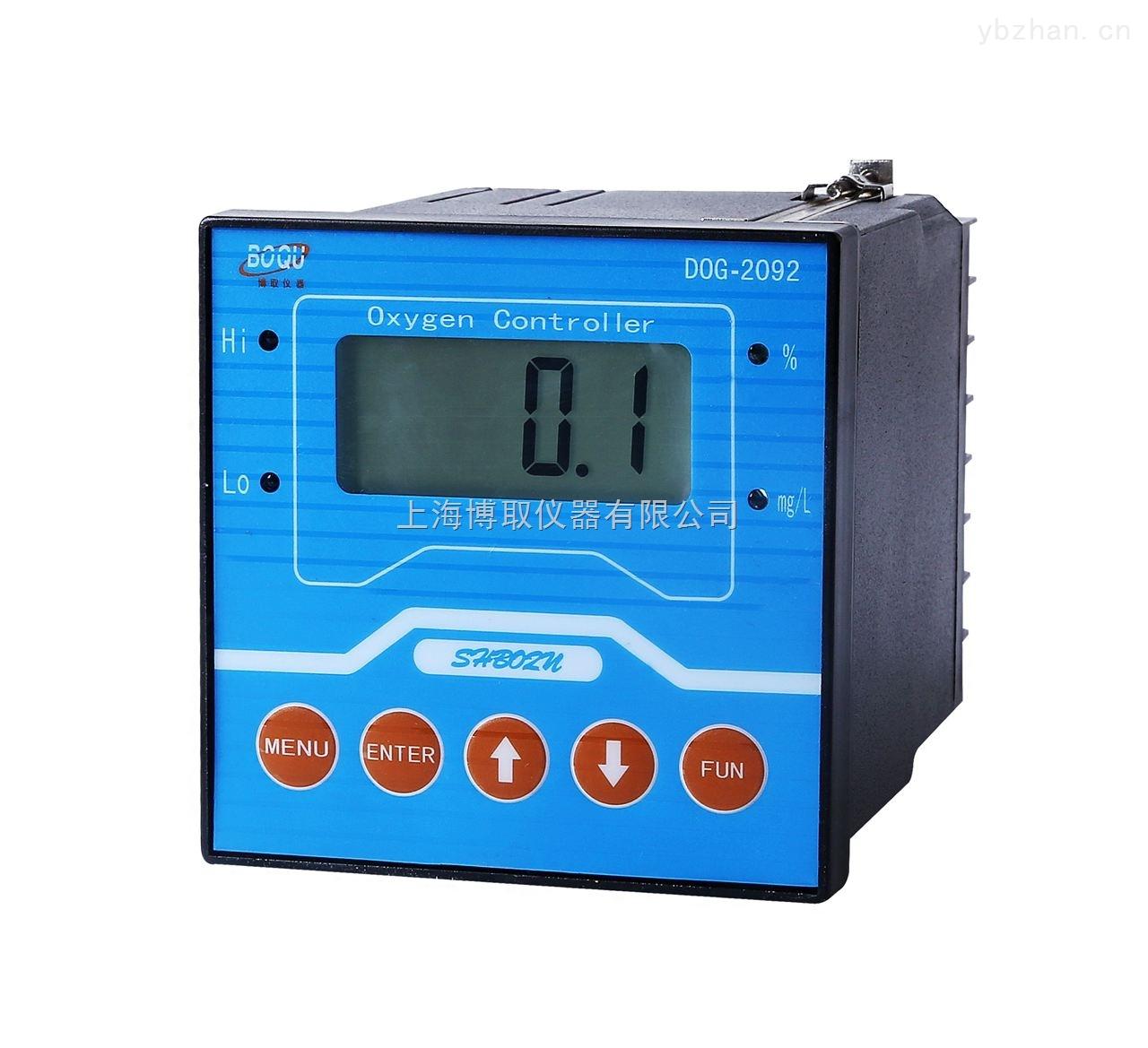 鱼塘养殖采用的测氧仪带声光报警器|控制增氧泵的在线溶氧仪