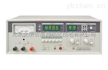 DL06-TH2688C-电解电容器漏电流测量仪