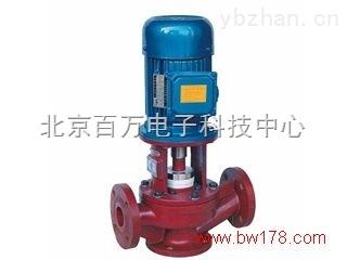 HG201-SL-酚醛玻璃鋼管道泵