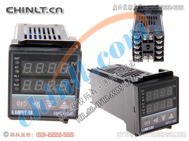 CHINLT-7212G 智能显示调节仪