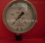 不銹鋼耐振壓力表 抗振壓力表