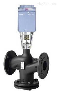 VVF43-西門子電動單座安全截止閥