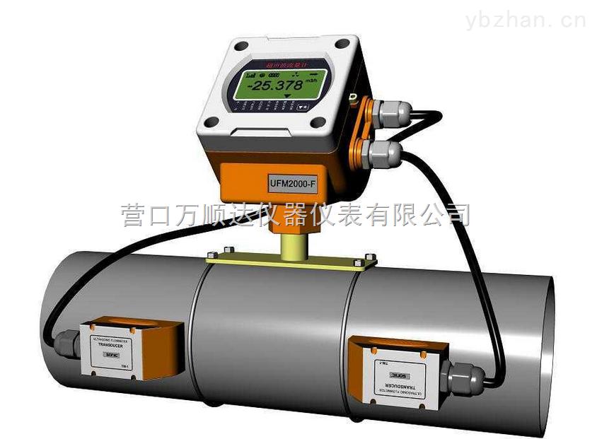 DN15~DN6000-智能外夾式超聲波流量計DN15~DN6000