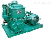 旋片式真空泵 型號:ZL8/2X-8A庫號:M102424