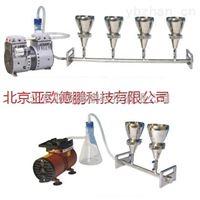 多聯不銹鋼溶液過濾器/二聯不銹鋼全自動溶液過濾器