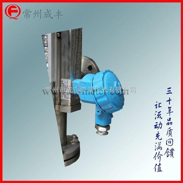 磁翻板液位计厂家【常州成丰】性价比高品质服务有保证能带远传能做塑料翻板